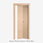 Porta pieghevole Monza Design